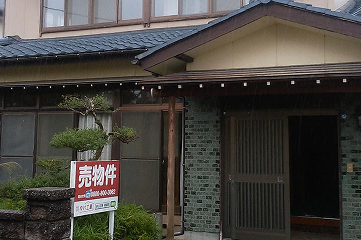 中古住宅(リフォーム前)